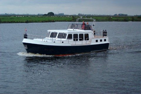 Verblijf 080109 • Boot Fluessen • Morrakruiser 1250 Danielle