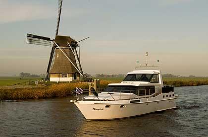 Verblijf 120801 • Boot Sneekermeer • Scorpio