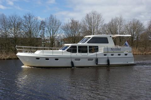Verblijf 120803 • Boot Sneekermeer • Nynke